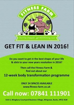 Get Lean In 2016 - Fitness Farm Body Transformation